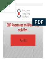 ERP Awareness Marketing