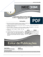 Provas PDF Ufma 2016