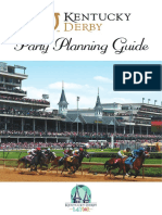 Kentucky Derby Party Planning Guide