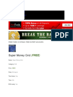 Super Money Grid Ea Manual