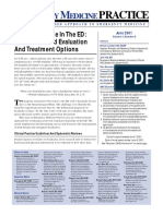 Acute Headache in the ED Evidence-Based Evaluation and Treatment Options (2)