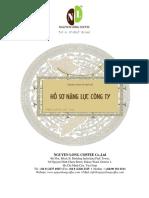 [en] Company Profile Nguyen Long Coffee 2.0