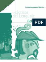 Adaptación infantil de Robin Hood(Orientaciones Para El Docente)