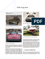 Gull Wing Door
