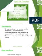 LA REPÚBLICA LIBERAL EN CHILE