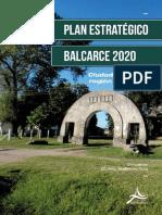 Plan Estrategico Balcarce 2020