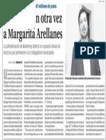 28-04-16 Denunciarán otra vez a Margarita Arellanes