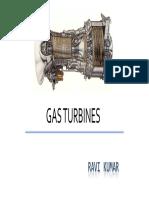Lectut MIN 210 PDF 05 Gas Turbines