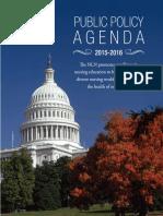 Public Policy Brochure2015 2016