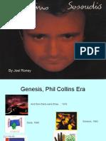 phil collins presentation