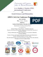 OpenCallConferenceFSS ICSSH 11.03