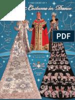 Las Doñas de la Corte 2016 - The Court of Culture and Costume in Dance
