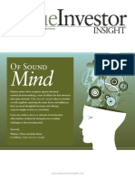 018.ValueInvestorInsight of Sound Mind