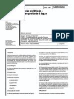 NBR 9956_ago1987 - Mantas asfalticas - Estanqueidade a agua.pdf