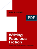 Writing Fabulous Fiction