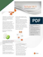 AirTight Wi Fi Datasheet