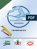 ITrofeo Miajadas 2016