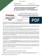 Decreto Supremo 004-2016 Tr