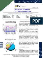 Informe Entel 280405