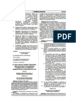 LEY30230 DEFENSA POSESORIA EXTRAJUDICIAL ARTICULO 920 CODIGO CIVIL.pdf