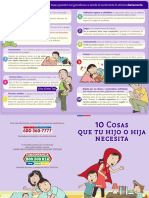 Diptico Las 10 Cosas 2014 Web