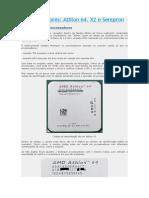 Identificando Os Processadores AMD