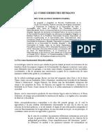 Articulo.la Paz Como Derecho Humano (1)