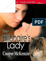 Cooper McKenzie - Billionaire's Lady [Sequel to the Billionaire's Mate], The