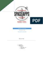 SpaceAppsChallenge Problems