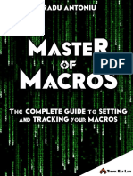 MasteR of MacroS Version 2
