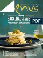 Menu - Edição 204 - (Março 2016)
