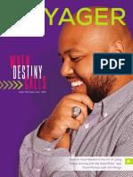 When Destiny Calls (Michael Jex) Voyager Magazine