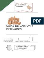Cajas de Carton y Derivados