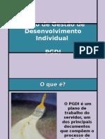 Apresentação Sobre Pgdi (1)