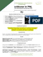 Practitioner in PNL Nuovo Documento Completo Di Presentazione