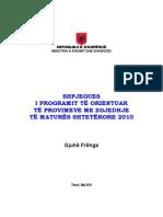 Matura 2010-Frengjisht Final