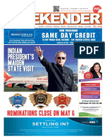 Indian Weekender 29 April 2016