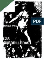 Wittig Monique - Las Guerrilleras.pdf