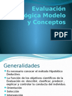 1Evaluacion Psicologica Modelo y Conceptos 2