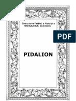 Pidalion Original 1841