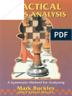 Mark Buckley - Practical Chess Analysis - A Systematic Method for Analyzing(Cut)