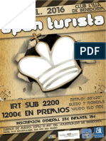 Bases Turista