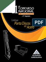 2013 11er Concurso Porta Discos