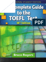 The Complete Guide to the TOEFL Test Ibt