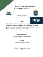 Tesis Pólya y la resolución de problemas.pdf