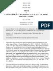Meek v. Centre County Banking Co. Dale v. Same. Breeze v. Same, 268 U.S. 426 (1925)