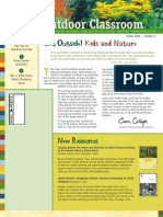 15 - Learning Grounds Newsletters, Spring 2005