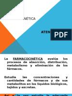 Ateneo 1 - Farmacocinetica