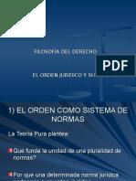 Filosofia - Orden Juridico