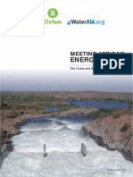 Africa Hydropower Report 2006